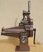 Landis Model 25 5 In 1 Bench Top Leather Machine A Perfect Useable Shoe Repair .