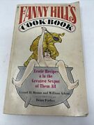 Fanny Hill's Cook Book By Lionel H. Braun And William Adams - Paperback Cover