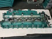 Volvo Penta Used D4 260a-b Diesel Engine Cam Box With Cams 3587752 3587753