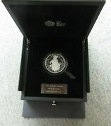 2018 The Black Bull Of Clarence 10oz Silver Proof Royal Mint Andpound10 Coin Boxandcoa