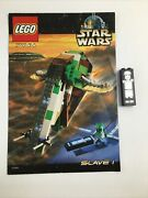 Lego Han Solo In Carbonite Brick Instruction Star Wars 10123 4476 7144 6209 Lot