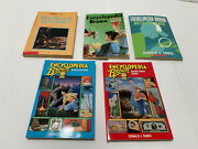 Lot 5 Chapter Books By Donald J. Sobol 4 Encyclopedia Brown Two Minute Mysteries