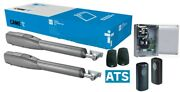 Came Ats 17 Ft Swing Door Opener Kit Ideal Solution For Residencial
