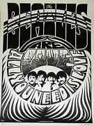 The Beatles - 1967 Jim Phillips Poster 2nd Edition/220 S/n With Coa