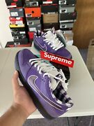 Size 11 - Nike Sb Dunk Low X Concepts Purple Lobster 2018