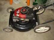 Craftsman Eager-1 22 Inch Mulch/side Discharge Push Lawnmower