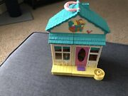 Fisher Price Loving Family Sweet Streets Country General Store W/lights And Sounds