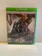 Ryse Son Of Rome Legendary Edition- New And Sealed - Microsoft Xbox One