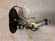 Jaguar Xke E- Type Fuel Pump With The Cover , Complete