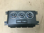 10-12 Land Range Rover Hts Sc Rear Heater A/c Ac Climate Temperature Control |