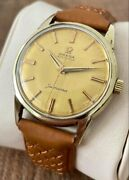 Omega Seamaster Automatic Vintage Menand039s Watch 1959 Serviced + Warranty
