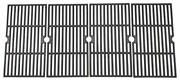 Wintron Bbq Grill Grate Matte Cast-iron Cooking Grate For 16-7/8-inch Kenmore