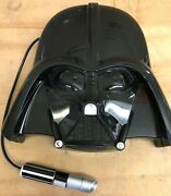Star Wars Darth Vader Laptop Learning Computer Oregon Scientific Toy Used