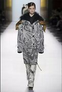 New Dries Van Noten Coat With Tags A/w 2018 Oversize Size M / 1885euros Unisex
