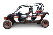 Dragonfire Pursuit Doors For Can-am Maverick Max 07-2001