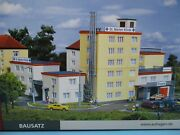 N Scale Structure Kit By Auhagen - St Marys Hospital Complex - Large Kit