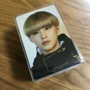 Nct 127 Jungwoo Photo Card Stamp New Unused Nct 16