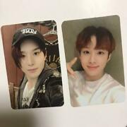 Nct 127 Neo Zone Jungwoo Photo Card 2 Pieces Set Nct 18
