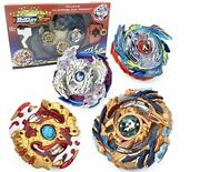 Amro Collection Battle Tops Blast Set Toys Spin High Performance Spinning Starte
