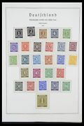 Lot 33221 Stamp Collection Allied Zone 1945-1949.