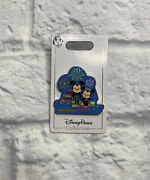 2021 Disney Parks Contemporary Resort Mickey And Minnie Mouse Monorail Pin