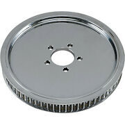 Drag Specialties Smooth Rear Pulley - 65-tooth For Harley Davidson 1201-0010