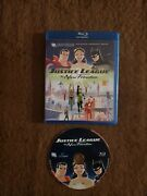 Justice League The New Frontier Special Edition [blu-ray]