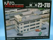 Kato N Scale Structure Kit - Industrial Building - 23-310