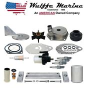 Complete Service Kit Mercury 40 50 60 4 Stroke 4 Cyl Efi 1995 And Later Glm29570