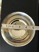 Reed And Barton Vintage Paul Revere Reproduction 5 1/4 Sterling Silver Bowl