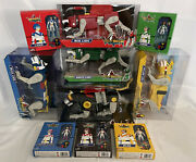 Matty Collector Exclusive Voltron 24andrdquo Nib Complete Set With Pilots + Sven New