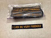 Lot 20 Sunoco Jumpsuit Shirt Patches I Can Be Very Friendly Collectible Gas Oil