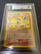Legendary Collection Holo Charizard Bgs 9 Mint .5 Away From 9.5 Gem 3/110 Psa 10