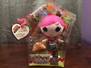 New Lalaloopsy Littles Sherri Charades And Pet -lil Sister Mime Outfit