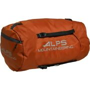 Alps Mountaineering Compression Stuff Sack Rust 20l Lightweight Free Shipping
