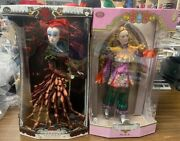 Disney Limited Edition Alice Through The Looking Glass 17andrdquo Alice And Red Queen