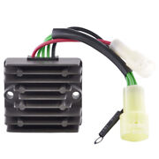 Ac/dc Voltage Regulator Rectifier For Yamaha Outboard 115 / 130 / 150 1991-2006