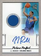2006 Topps Big Game Picture Perfect Jersey Jj Redick Ppja-jjr Rookie Auto 17/199