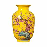 Home Decoration Flower Arranging Vase Classical Styles Ceramic Materials Display