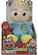 Cocomelon Doll Plush Roto Jj Bedtime Soft 10 Sing Toy Youtube Fast Shipping New
