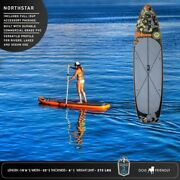High Society Northstar Inflatable Stand Up Paddle Board. Brand New Never Used.