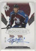 2019-20 Upper Deck Ultimate Collection Rookies Tier 2 /99 Cale Makar Rookie Auto