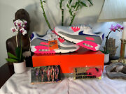 Nike Air Max Iii 90 Retro Concord Pink Mens Size 12 New+box+inserts Deadstock