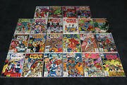 Force Works 1 - 22 Nm U.s. Agent Scarlet Witch Iron Man 1994 Marvel Comics Lot
