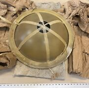Nos Wwii B-17 B-24 C47 Navigator Observation Dome Window Astrodome--vg P/n 153-a