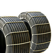 Titan Truck/bus Cable Tire Chains Snow Or Ice Covered Roads 10.5mm 18-22.5