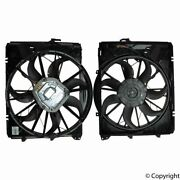 Bmw Engine Cooling Fan Assembly 17427562080