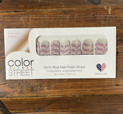 Ultra Rare Sunset Canyon Color Street Nail Strips