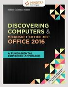 Bundle Shelly Cashman Series Discovering Computers And Microsoft Office 365 And Of