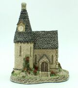 The Chapel By David Winter Hand Made And Hand Painted Made Uk Studios Vintage